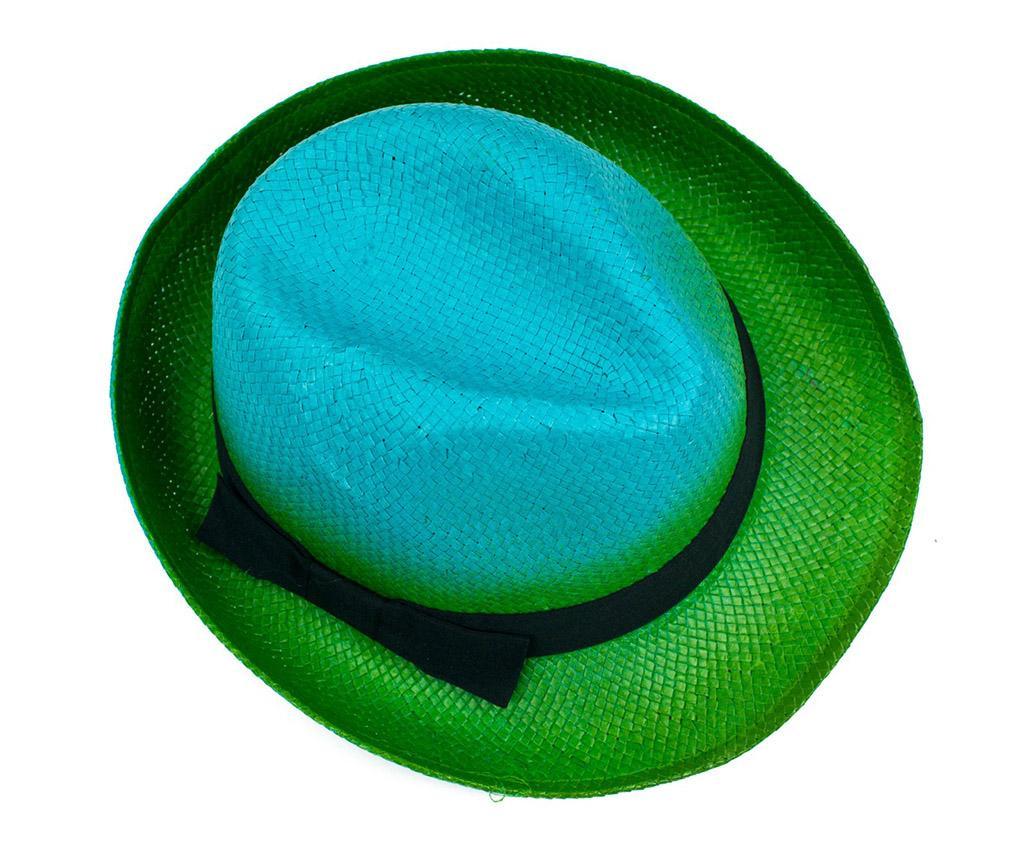 Klobuk Hayley Blue Green 58-60 cm