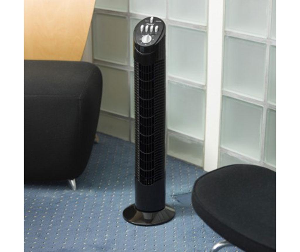 Ventilator Tower Black