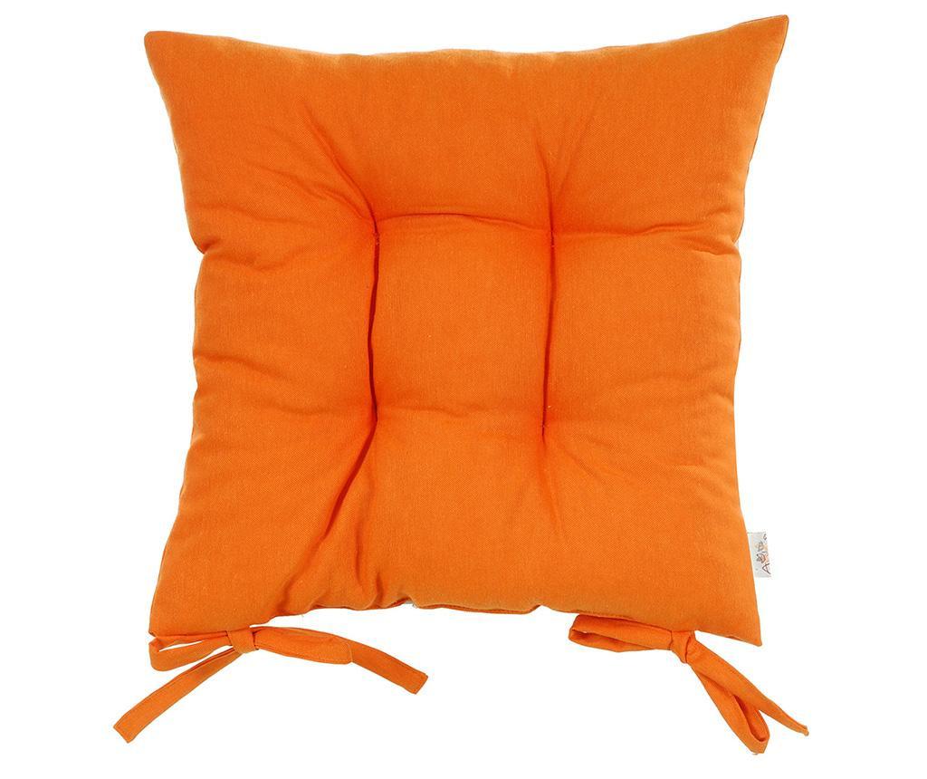 Pure Orange Ülőpárna 37x37 cm