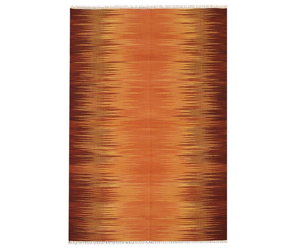 Covor Kilim Modern Orange 60x90 cm