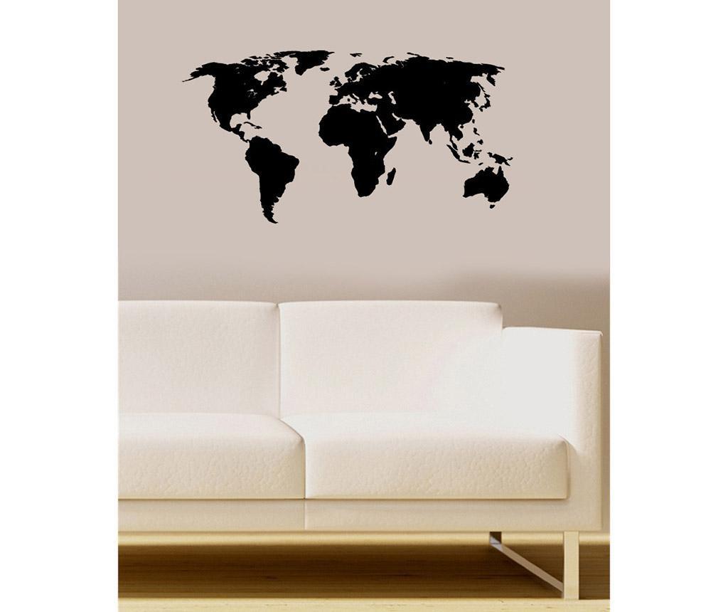 World Map Matrica