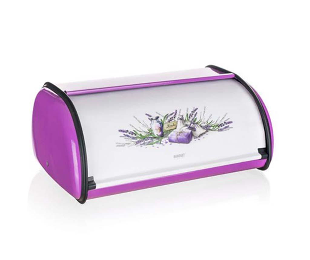 Cutie pentru paine Lavender Mood S