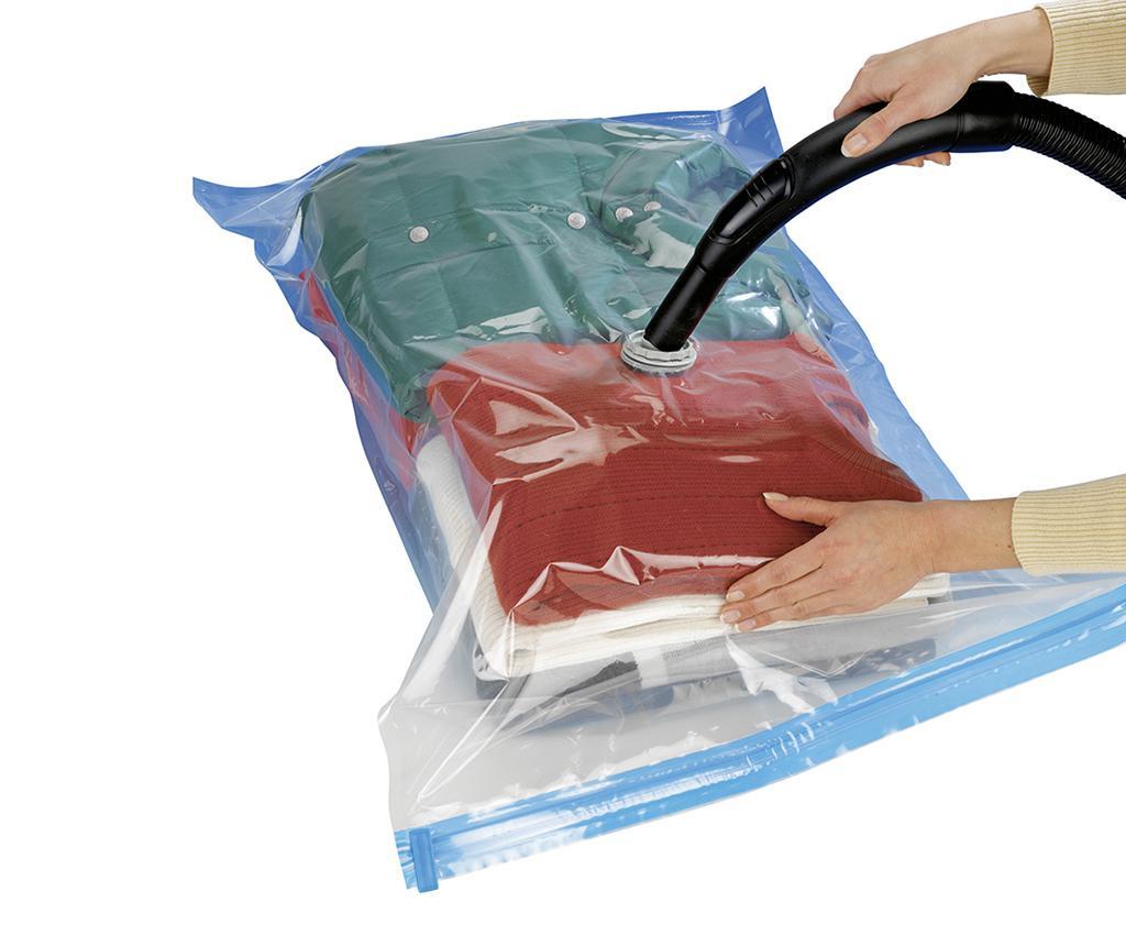 Set 2 saci pentru vidat Clear