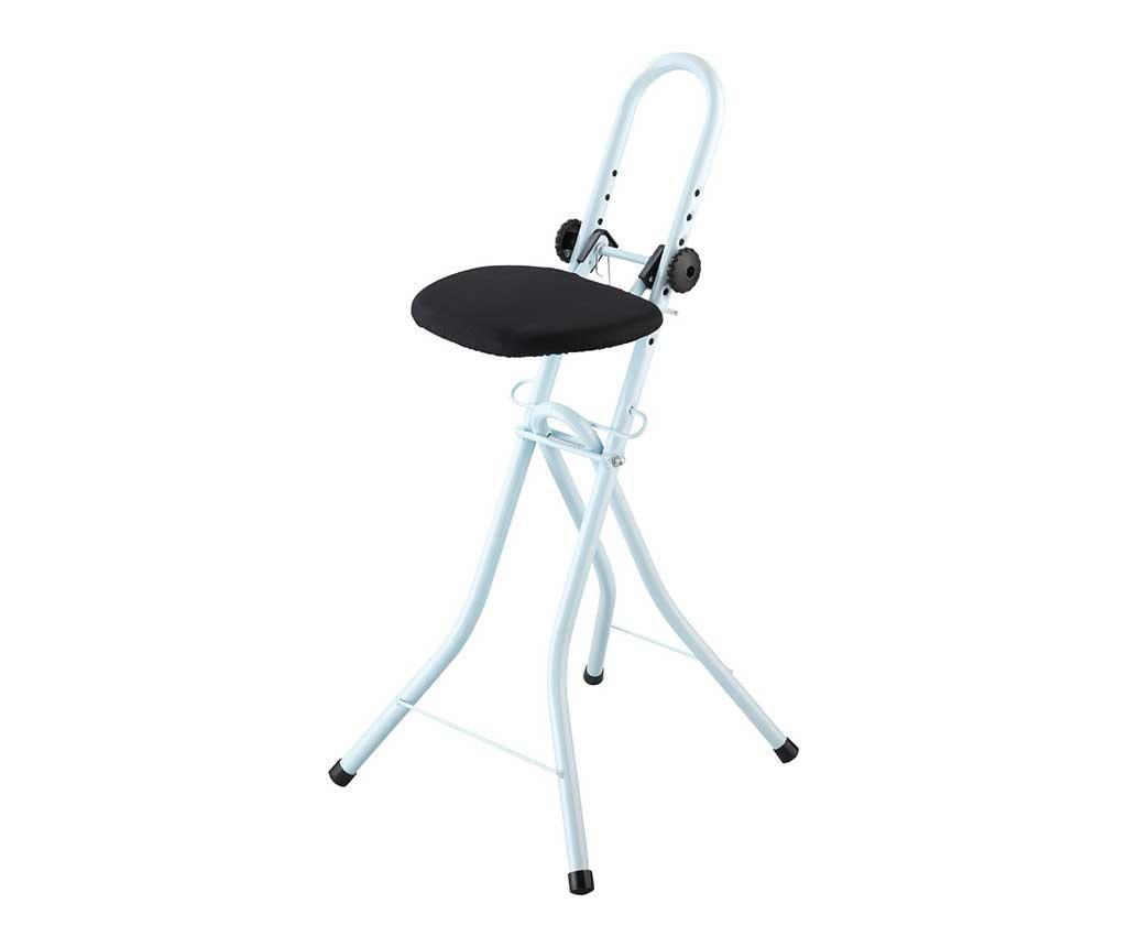 Skladacia stolička na žehlenie Utility