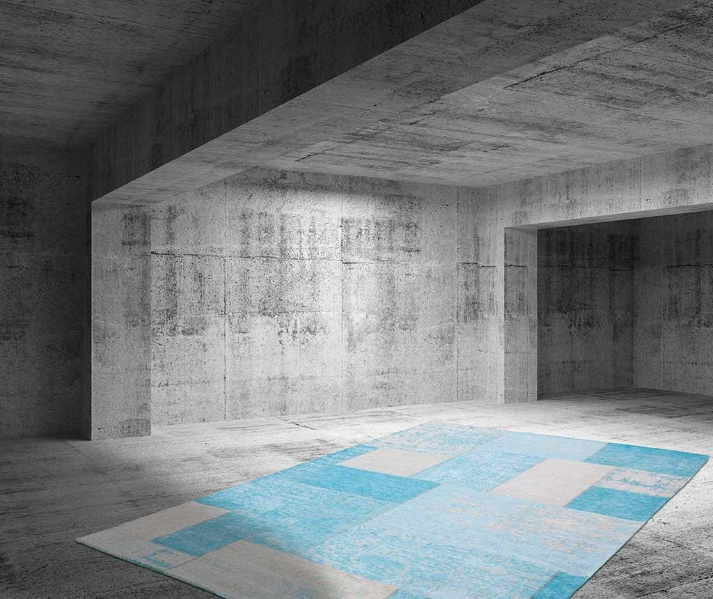Turquoise Leonardo Szőnyeg 60x110 cm