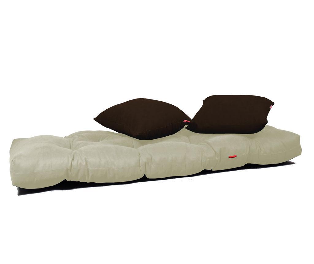 Sofa extensibila Relax Cream Brown