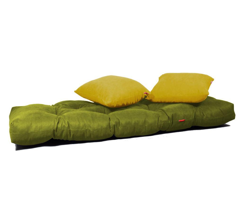 Sofa extensibila Relax Green Yellow