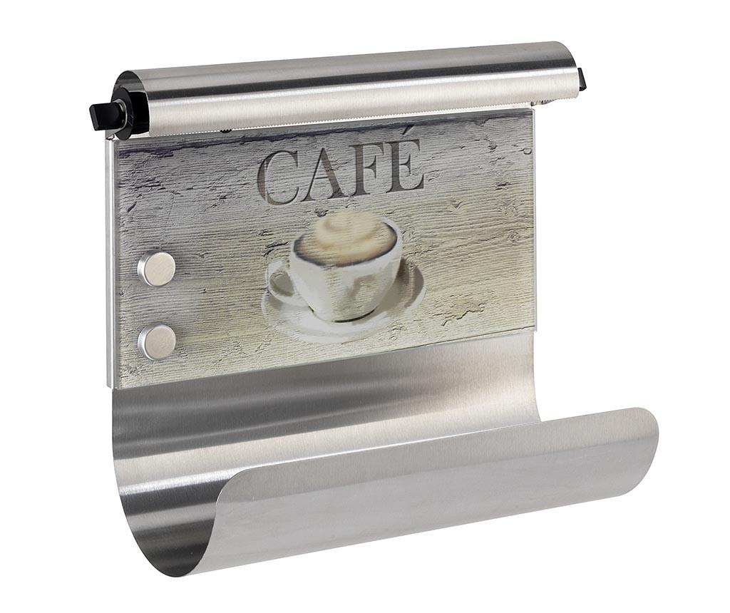 Suport pentru rola de servetele Cafe