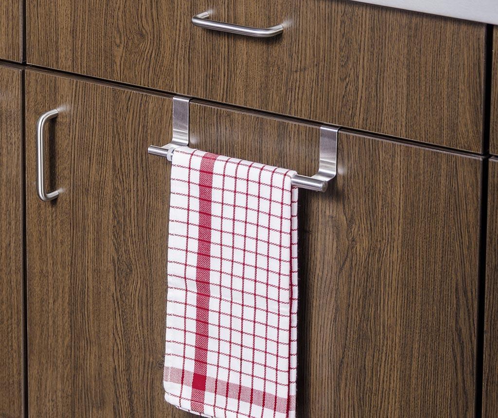 Suport extensibil de usa  pentru prosoape Rod