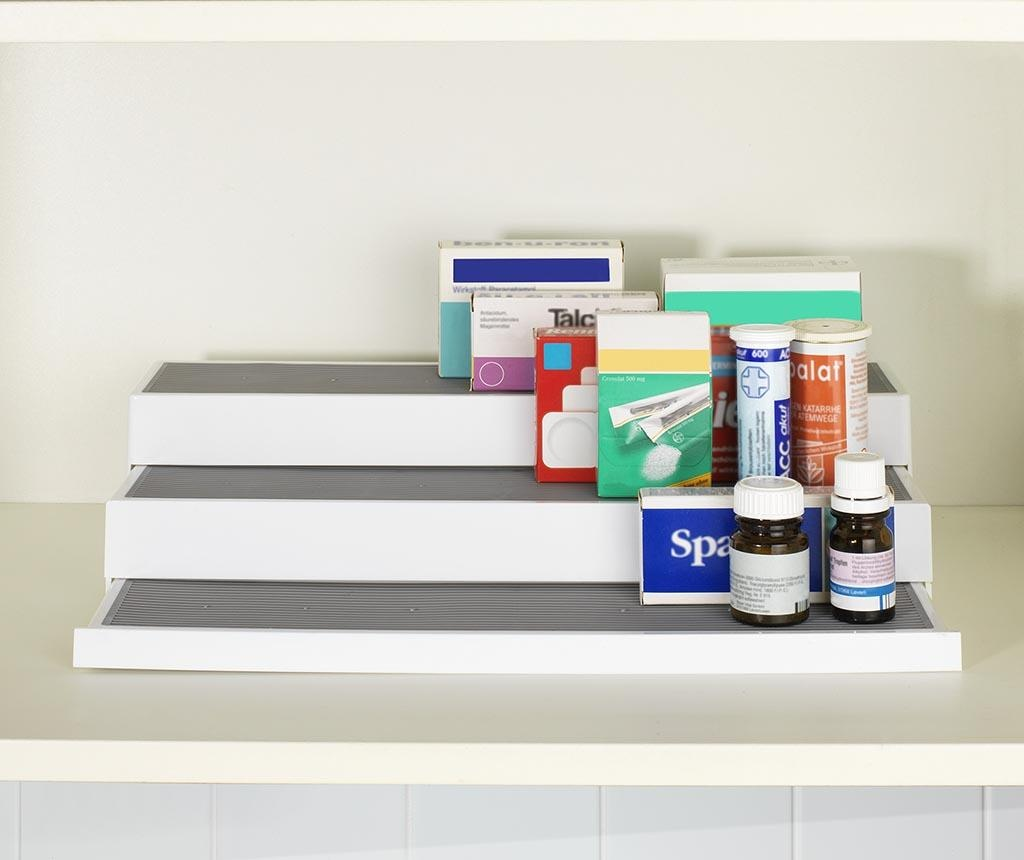 Rozkładany organizer do szuflady Steps Tier
