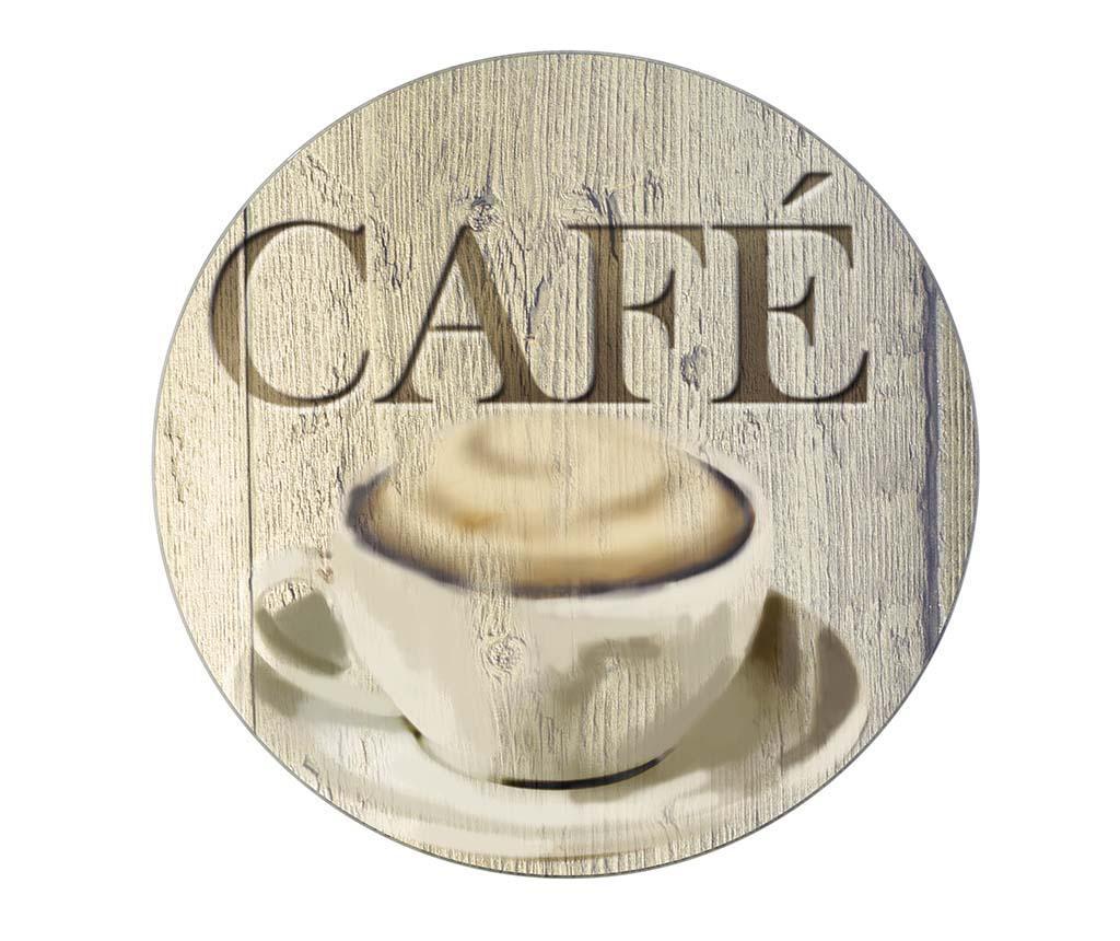 Suport pentru vase fierbinti Cafe