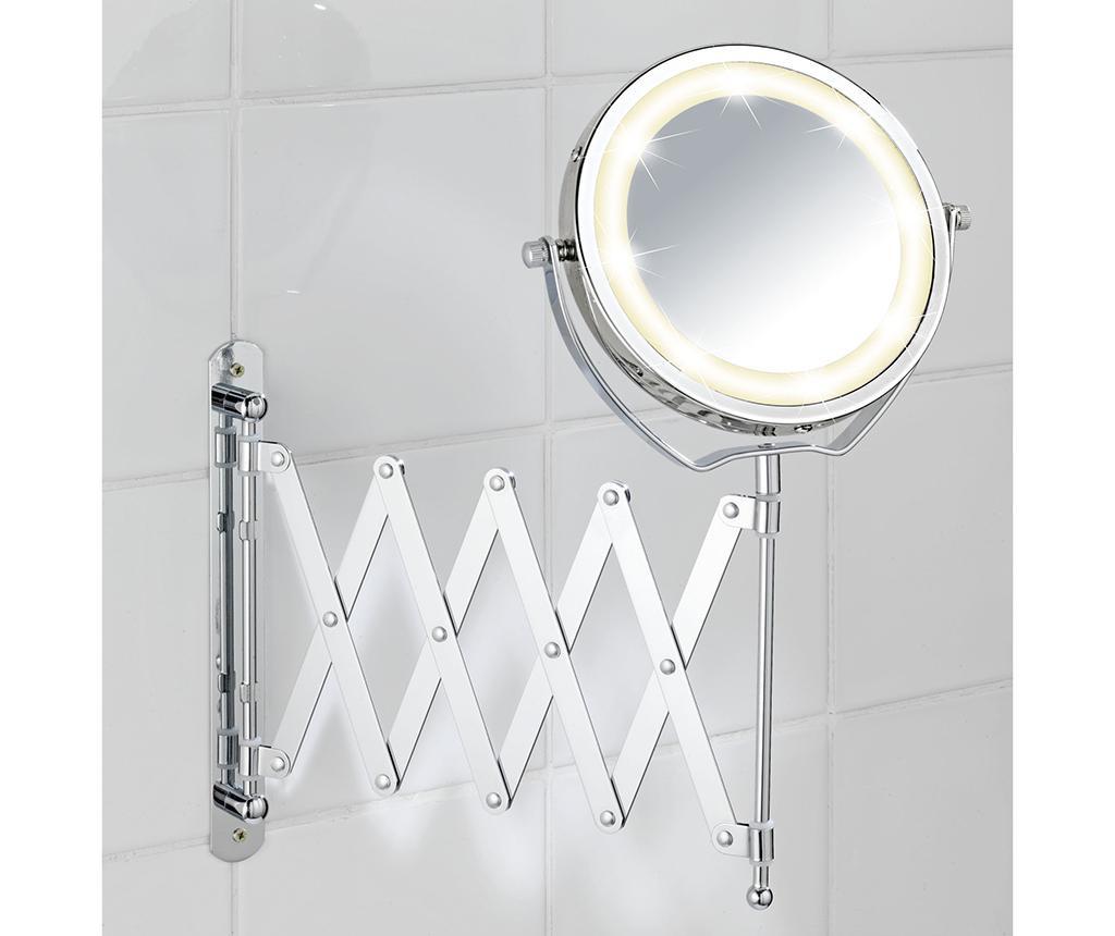 Kozmetičko zrcalo s LED svjetlom Brolo Tele