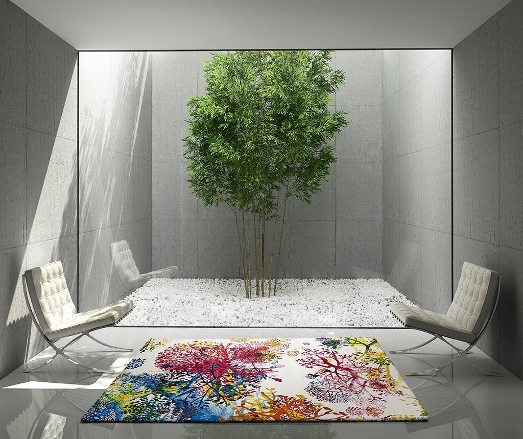 Tikey Flowers Szőnyeg 60x120 cm