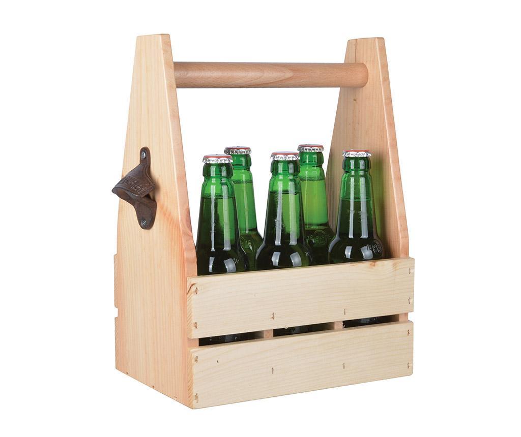 Suport pentru sticle Woodie