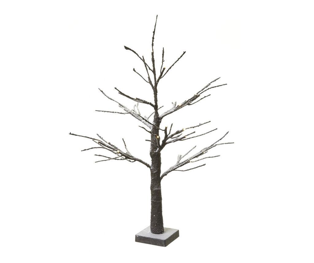 Svjetleći ukras Brown Tree