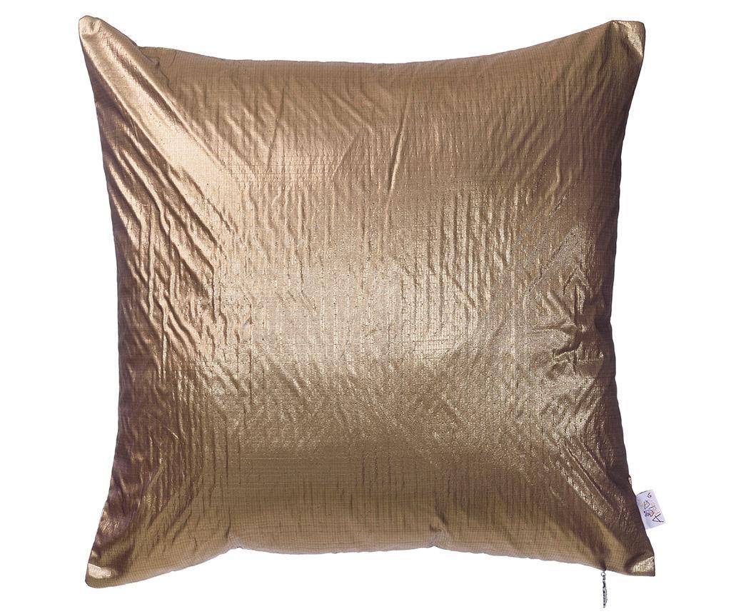 Fata de perna Metallic Copper 43x43 cm