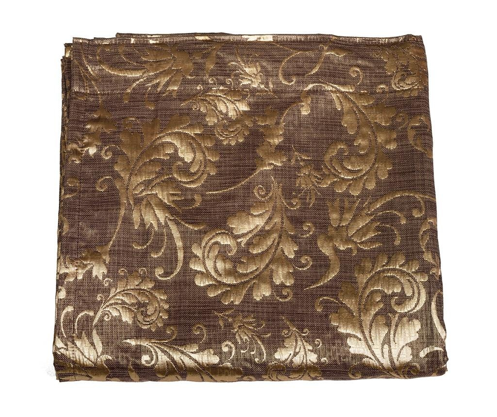 Zastor Acanthus Golden 140x270 cm