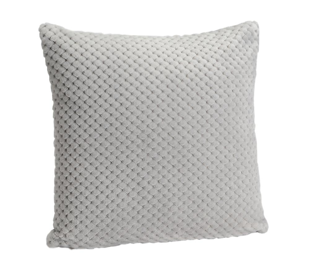 Ukrasni jastuk Chess Grey 40x40 cm