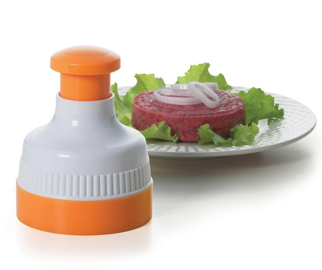 Presa pentru hamburger Orange