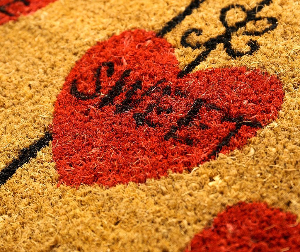 Covoras de intrare Love Cats 40x60 cm