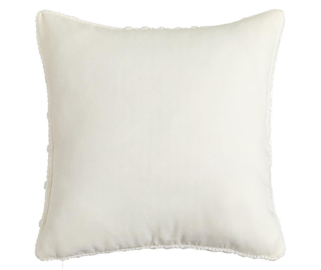 Ukrasni jastuk Sweden White 45x45 cm
