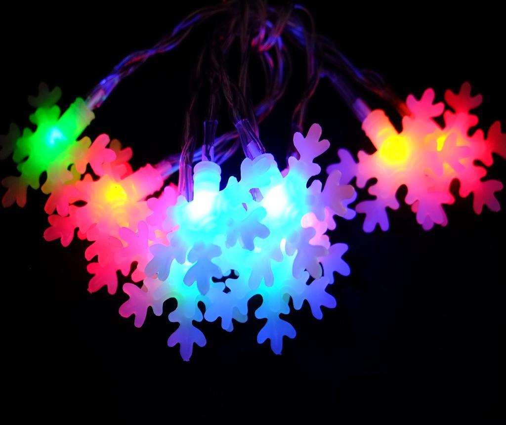 Svjetleća girlanda Flash Star Ten Colors