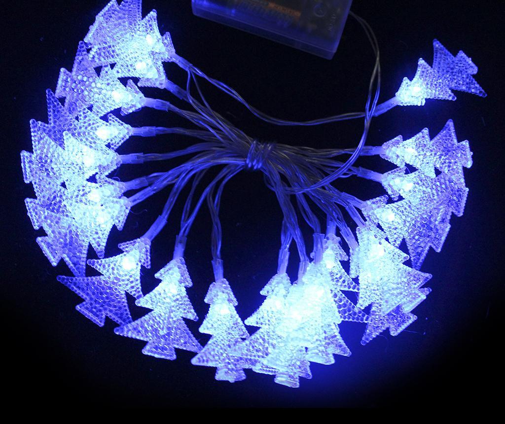 Ghirlanda luminoasa Pine Ten Blue