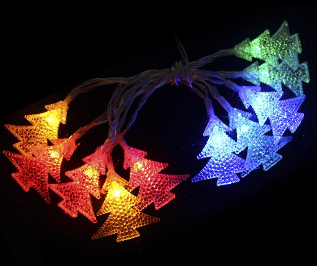 Ghirlanda luminoasa Pine Twelve Colors