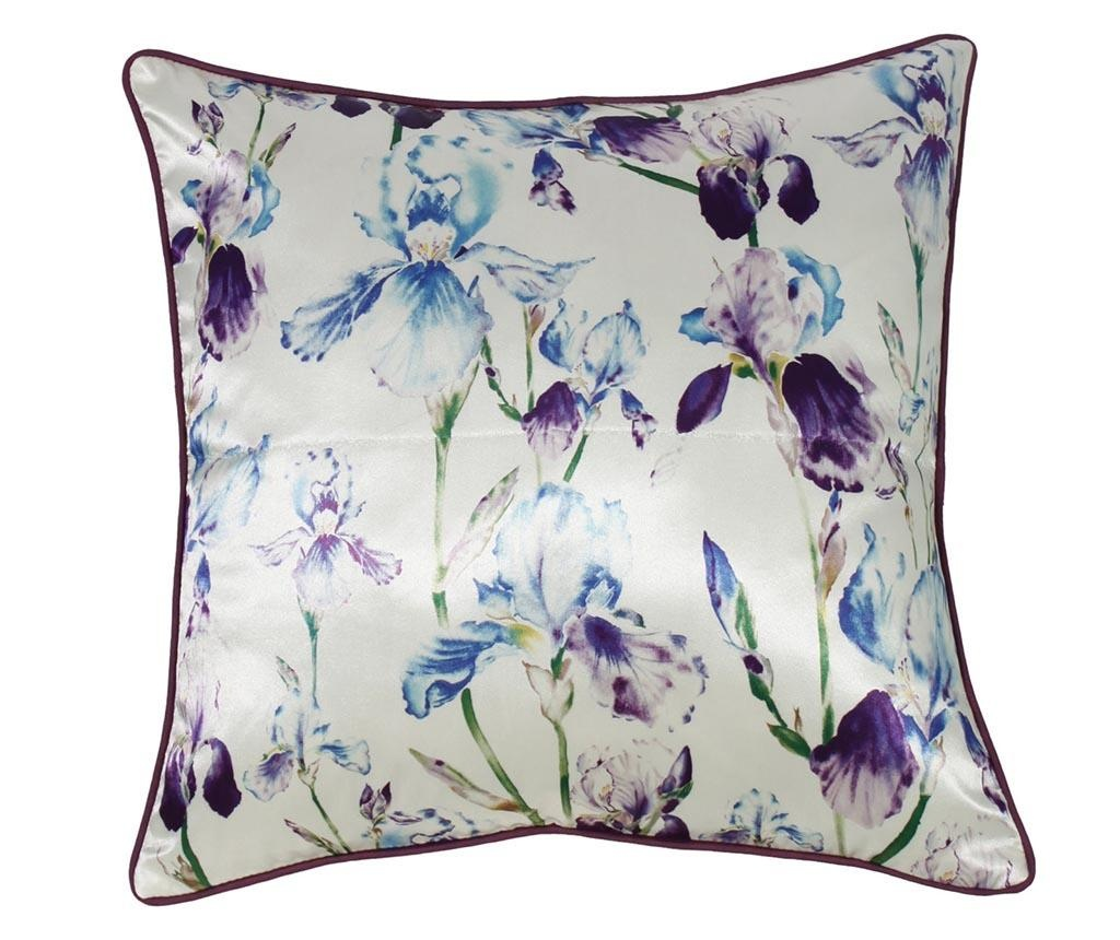 Perna decorativa Purple Floral 43x43 cm