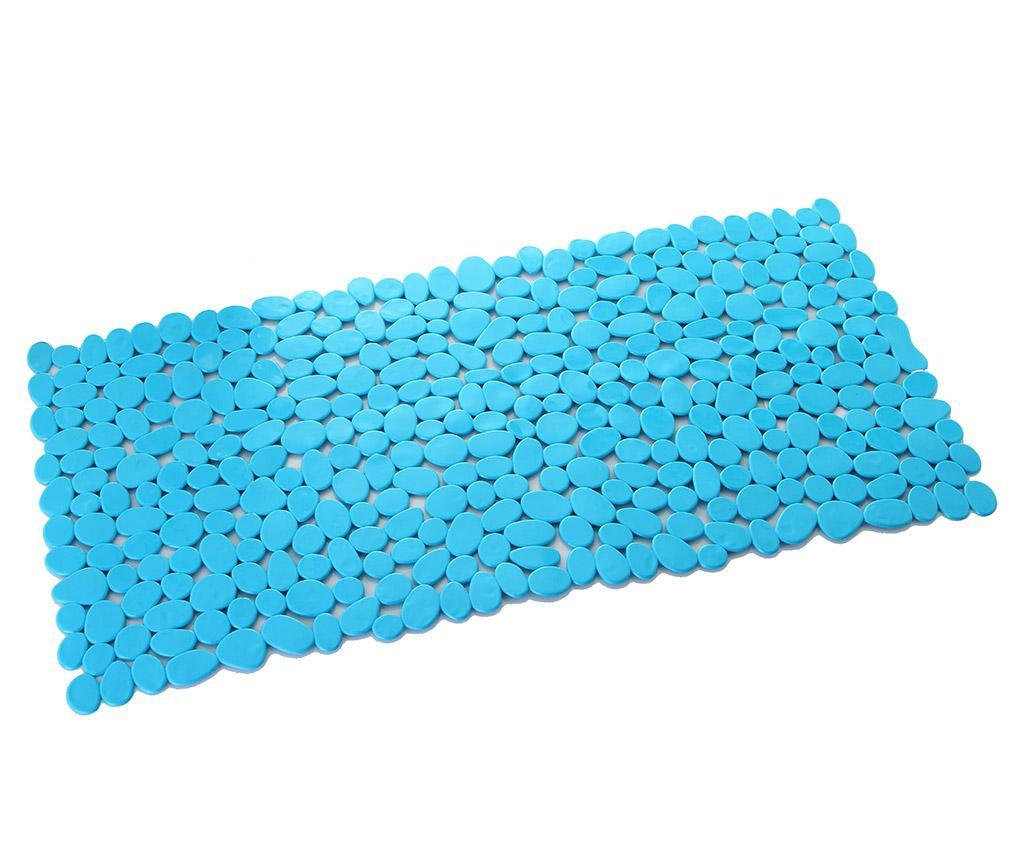 Covoras de baie Pebble Blue