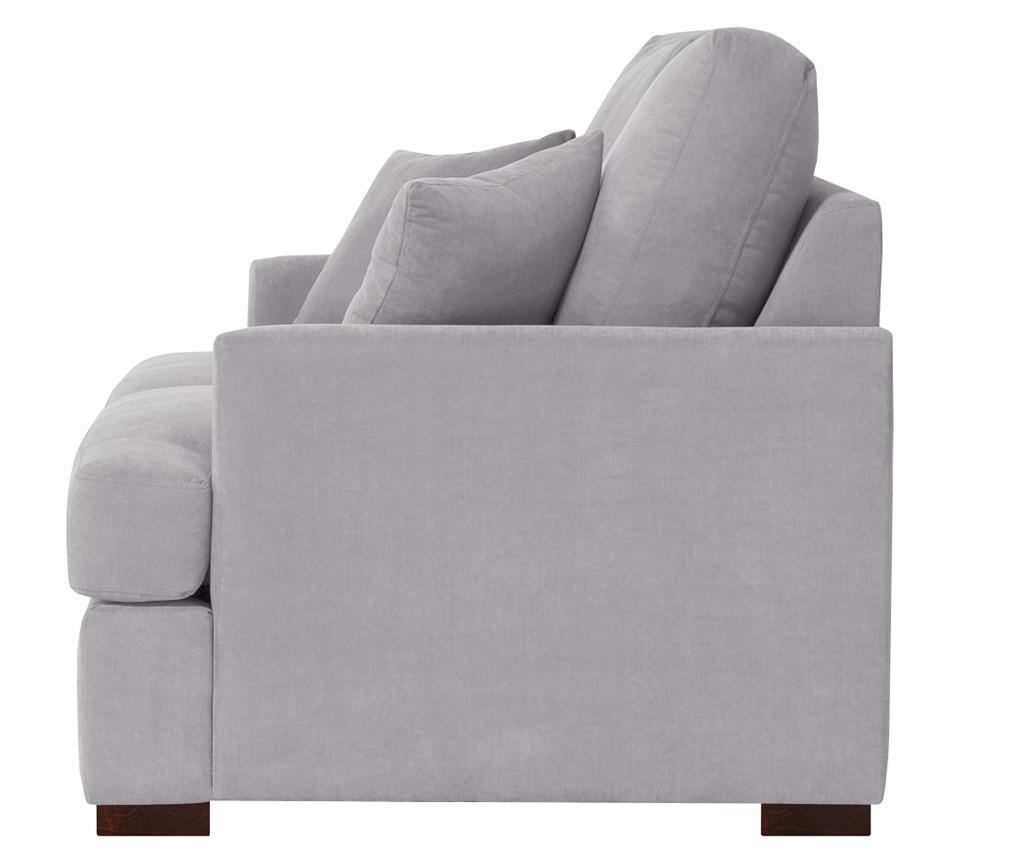 Kauč dvosjed Irina Light Grey