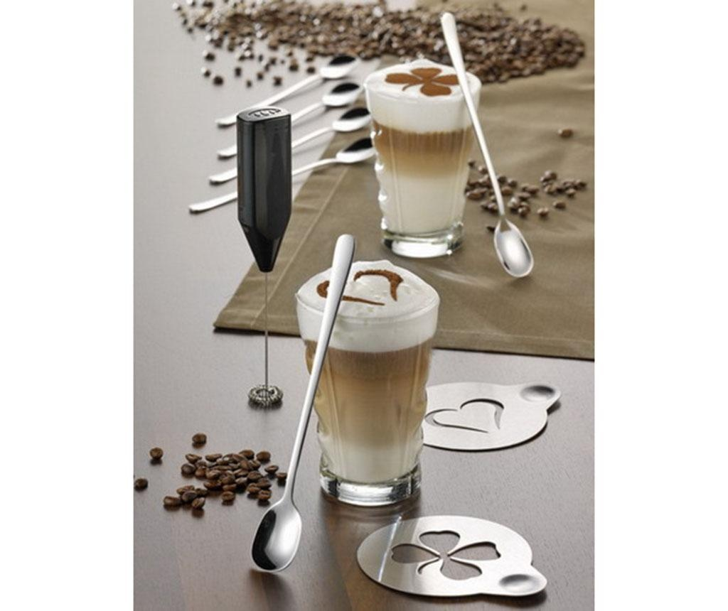 Set 9 piese pentru cappuccino Creamy