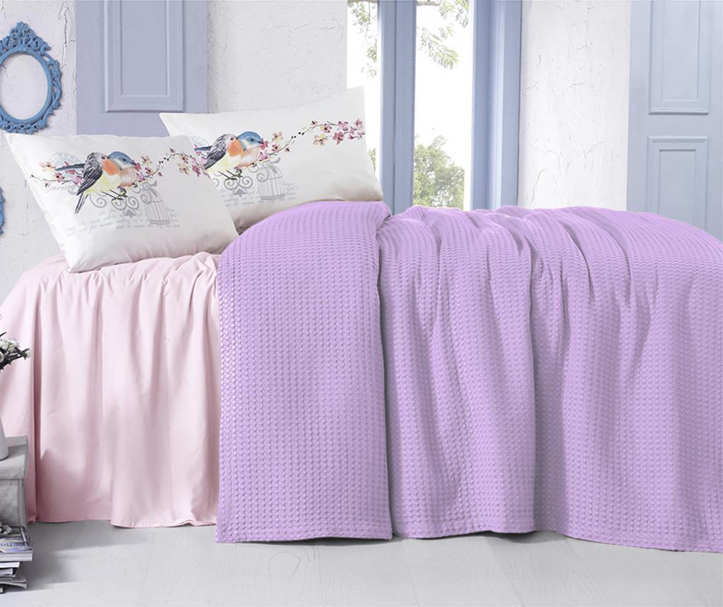 Cuvertura Rami Purple 230x240 cm