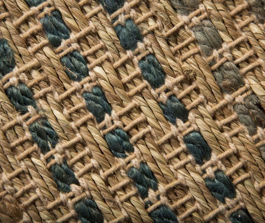 Tepih Seagrass Blue 120x170 cm
