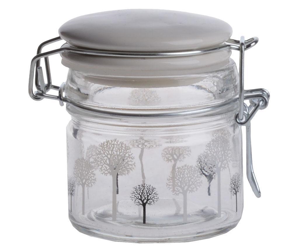 Grey Tree Befőttesüveg hermetikus fedővel