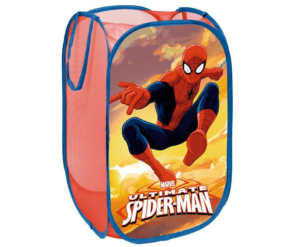 Ultimate Spiderman Összecsukható játéktároló kosár