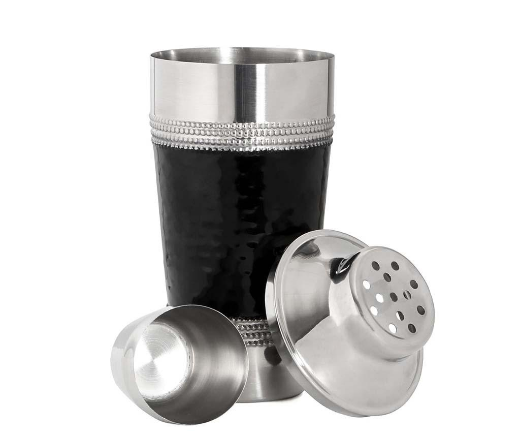 Shaker pentru cocktail Black Band 650 ml