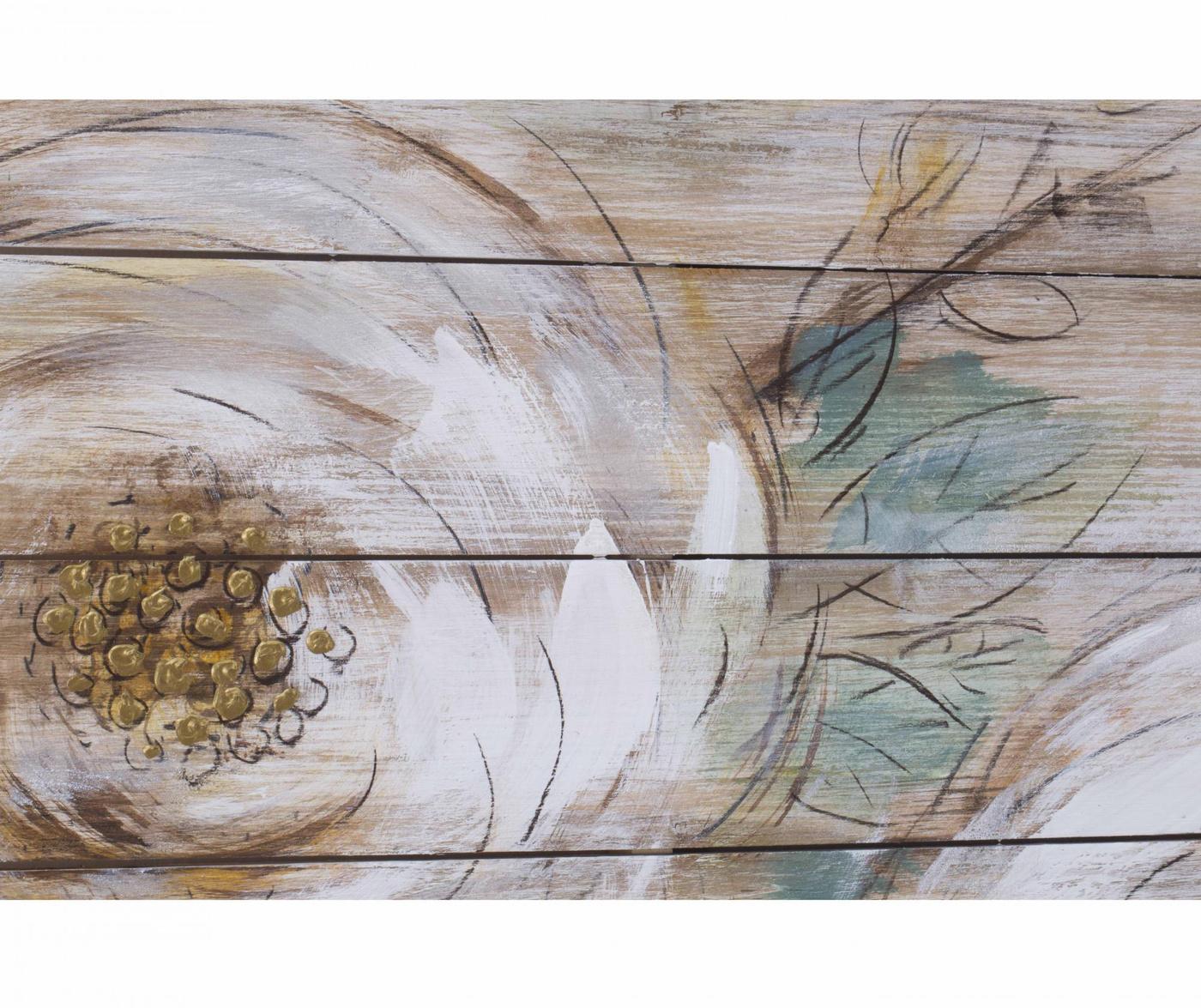 Wood Feel Festmény 60x150 cm