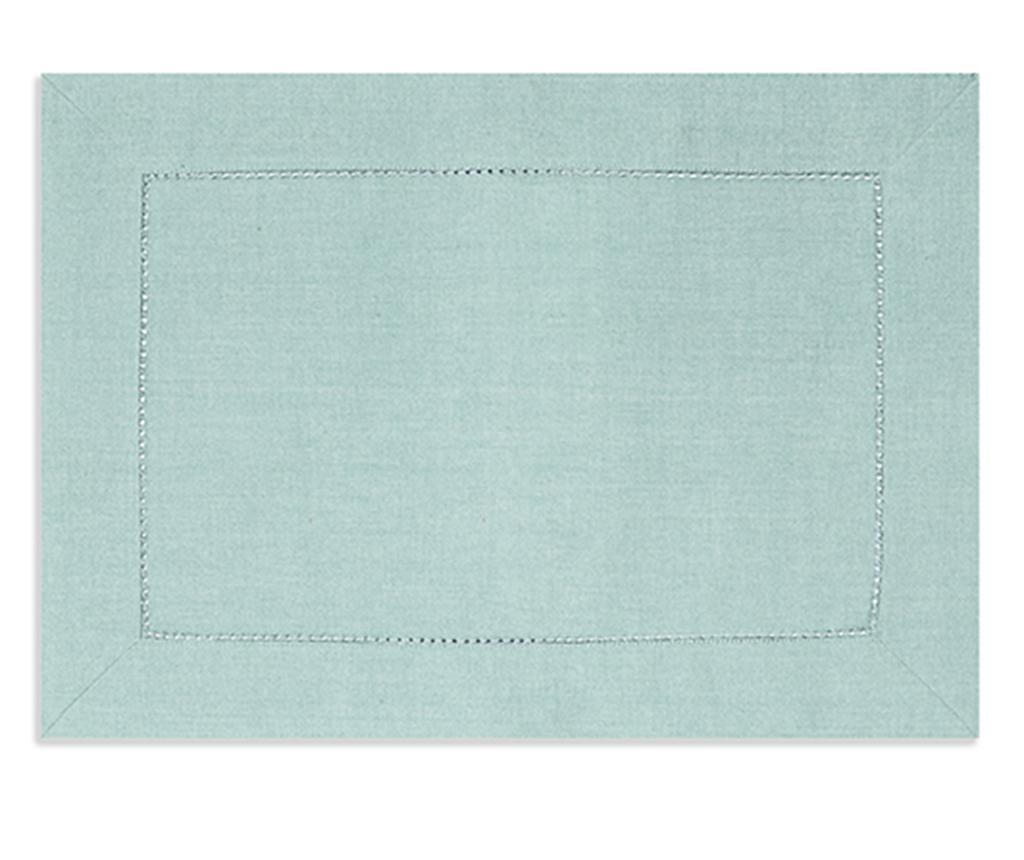 Suport farfurie Sandra Light Blue 33x48 cm