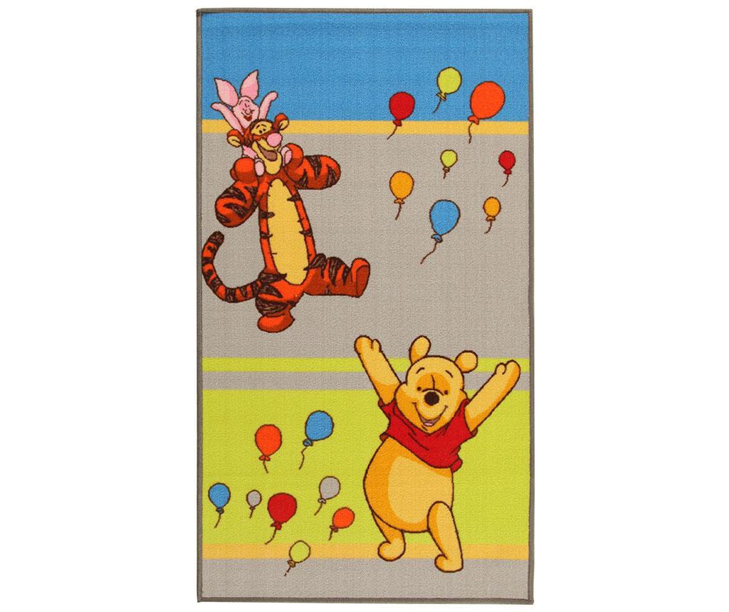 Winnie and Friends Balloons Szőnyeg 80x140 cm