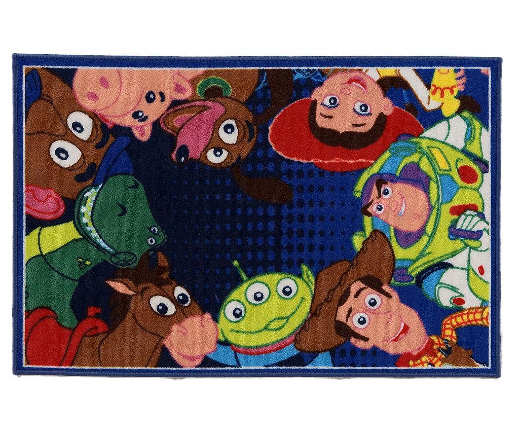 Toy Story Szőnyeg 80x120 cm