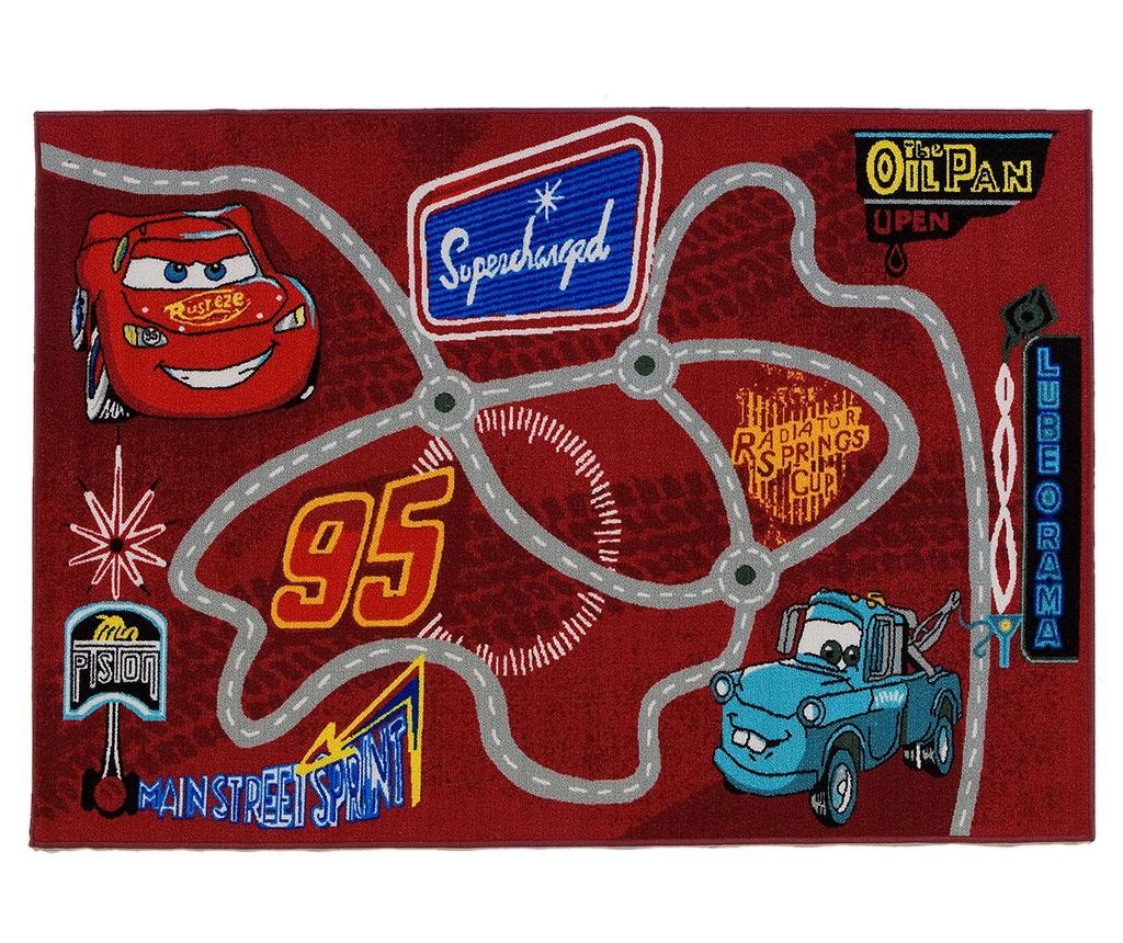 Preproga Cars Adventure 133x190 cm