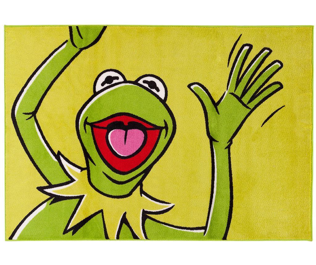 Preproga Kermit 100x150 cm
