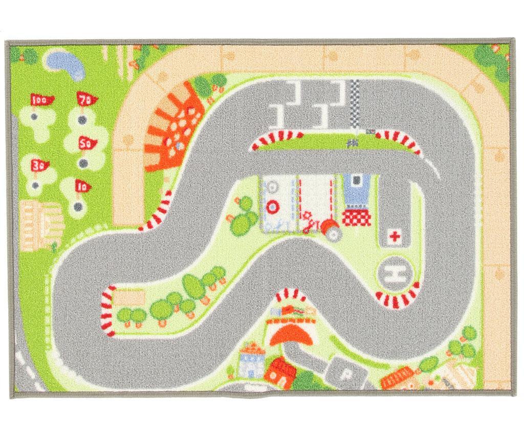 Dywan Play Racing 67x93 cm