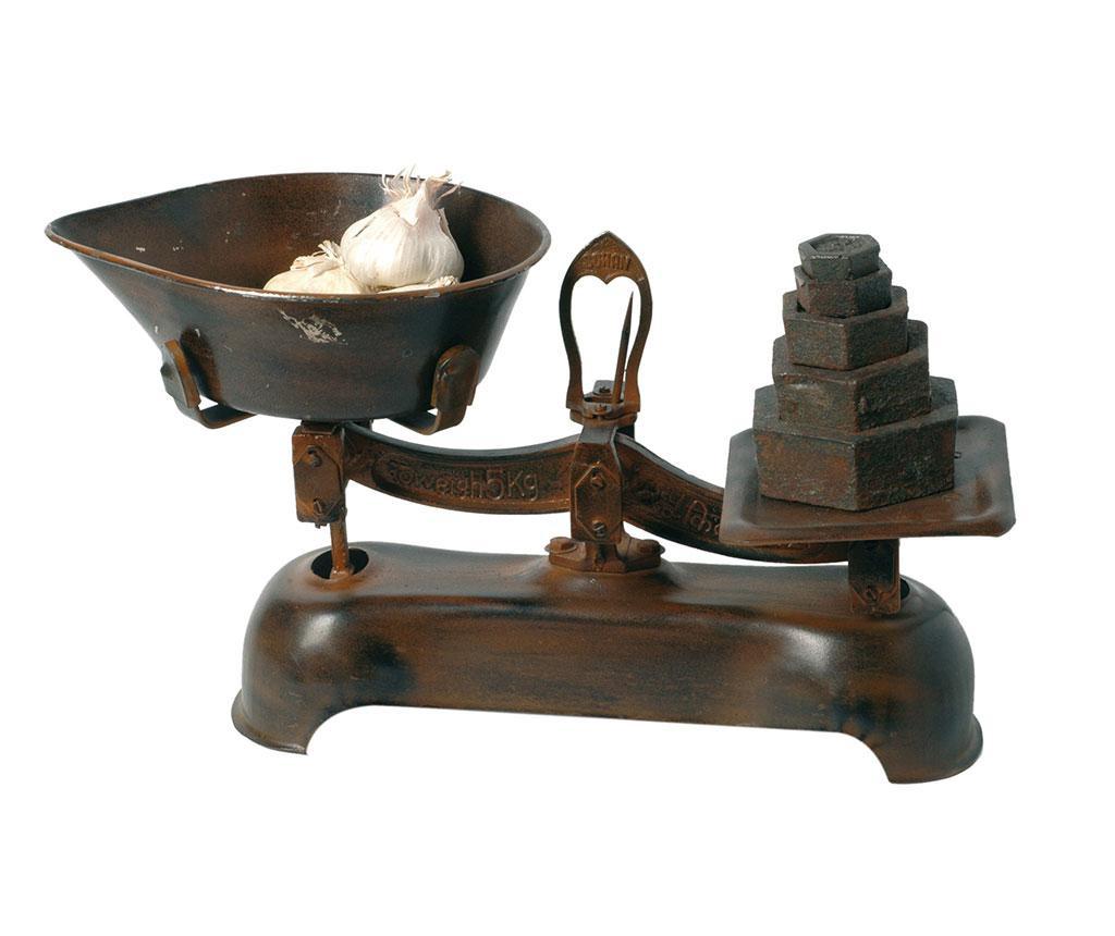 Dekoračná kuchynská váha Esther