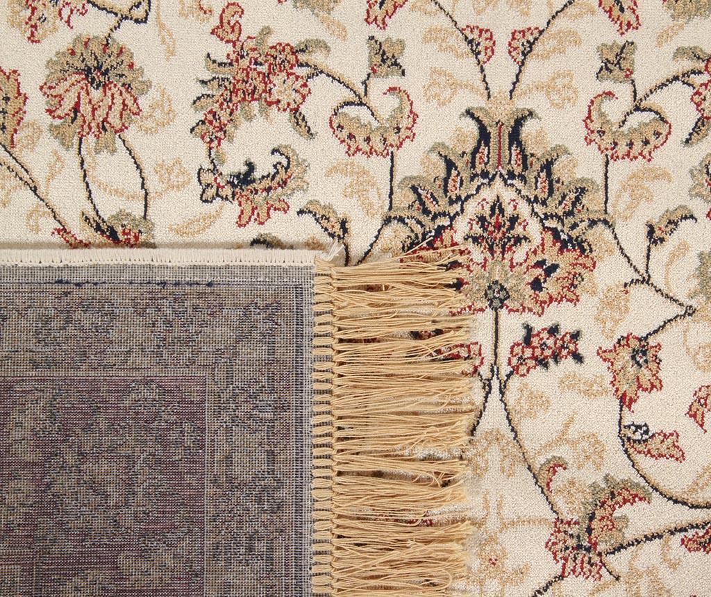 Farshian Hereke Ivory Szőnyeg 100x140 cm