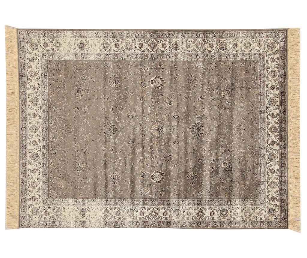Tabriz Grey Blue Szőnyeg 100x140 cm