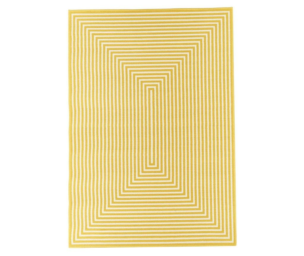 Covor Braid Yellow 200x285 cm