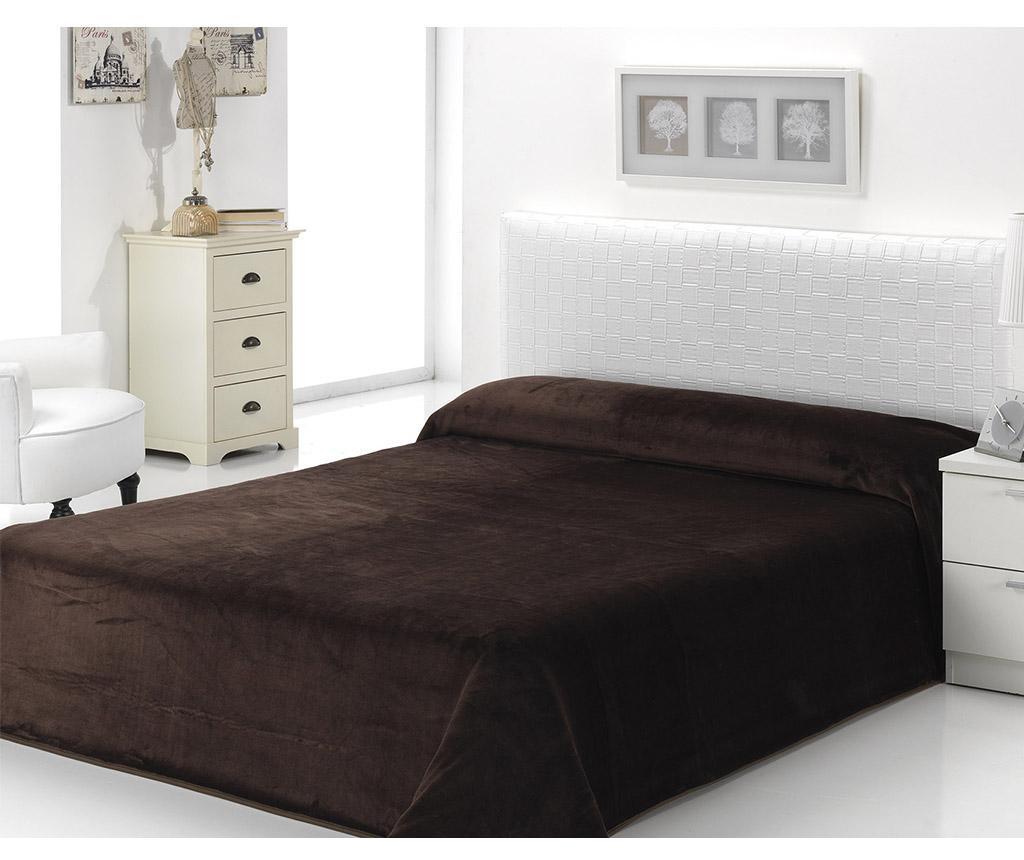 Odeja Mora Brown 170x220 cm