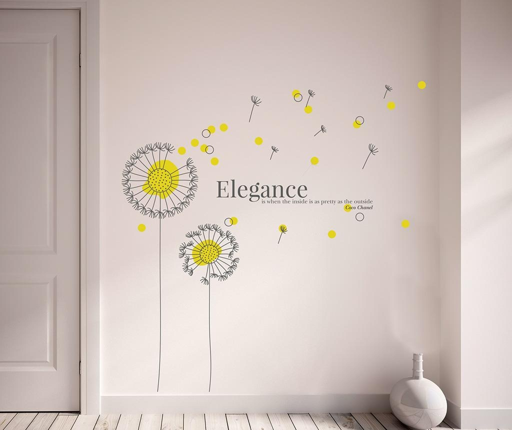 Naljepnica Yellow Dandelion